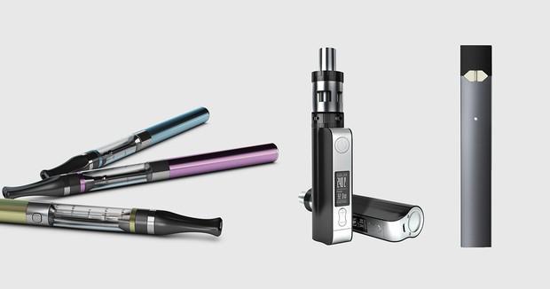Cả trăm thiếu niên Mỹ bị tổn hại sức khỏe nghiêm trọng sau khi dùng thuốc lá điện tử - Ảnh 4.