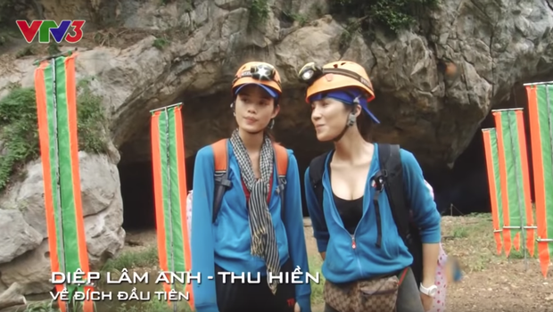 Chưa có đội nữ - nữ nào phá được kỷ lục của Diệp Lâm Anh & Thu Hiền tại Cuộc đua kỳ thú - Ảnh 4.