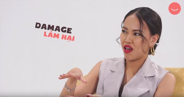 Sau healthy và balance, lại có thêm cô gái damage chém tiếng Việt xen tiếng Anh gây xôn xao! - Ảnh 3.