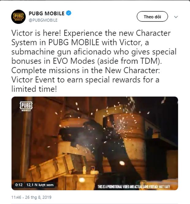 PUBG Mobile ra mắt hệ thống nhân vật mới, người chơi đã có thể trải nghiệm! - Ảnh 1.