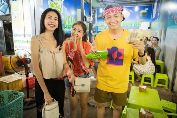 Thủy Tiên, Ngô Kiến Huy, Huỳnh Lập... ca hát, bán hàng, làm náo loạn chợ đêm Phú Quốc - Ảnh 7.