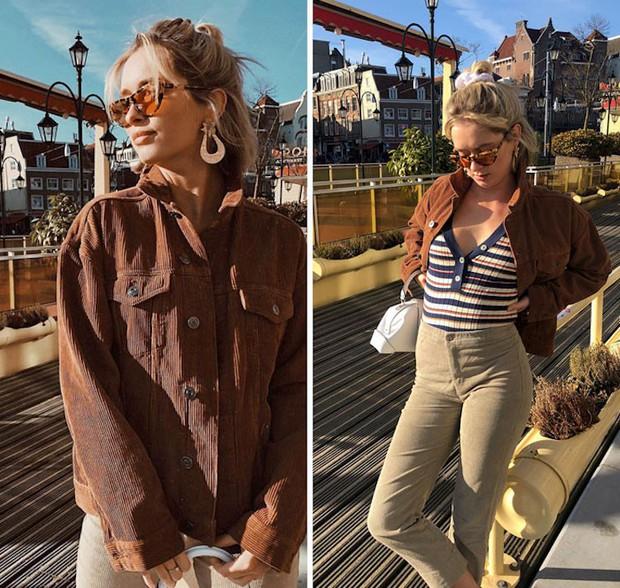 Loạt ảnh bóc trần sự khác biệt giữa Instagram - đời thực của một fashionista cho thấy: lên đồ lồng lộn mà không biết pose thì cũng công cốc - Ảnh 10.