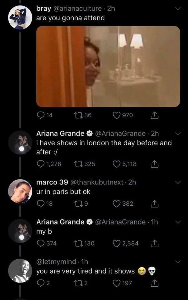 Chẳng ai như Ariana Grande: Lúc tích cực tham dự lễ trao giải thì thua đậm, khi vắng mặt thì chiến thắng ồ ạt về tay - Ảnh 9.