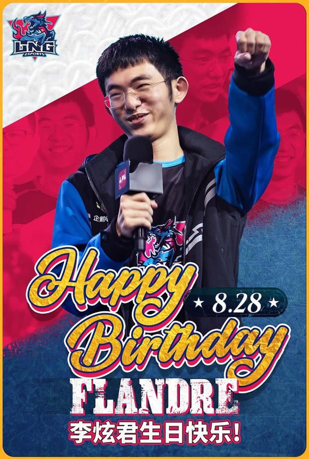 Xịn như ông chủ LNG của SofM: Ra tay khiến cả idol Tống Vũ Kì quay clip chúc mừng tuyển thủ - Ảnh 2.