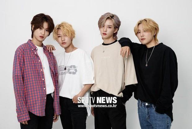 Khó tin nhưng có thật trong Kpop: Xuất hiện boygroup gồm các thành viên toàn là... nữ? - Ảnh 1.