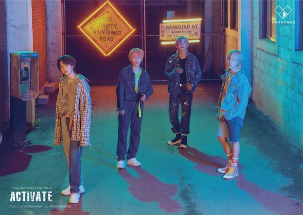 Khó tin nhưng có thật trong Kpop: Xuất hiện boygroup gồm các thành viên toàn là... nữ? - Ảnh 8.