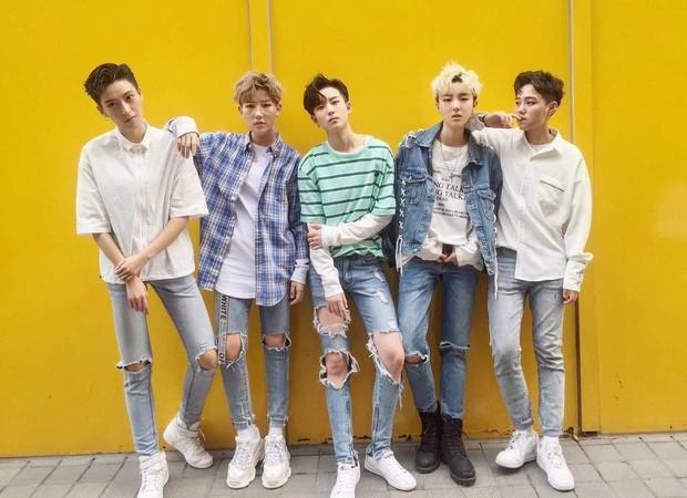 Khó tin nhưng có thật trong Kpop: Xuất hiện boygroup gồm các thành viên toàn là... nữ? - Ảnh 7.