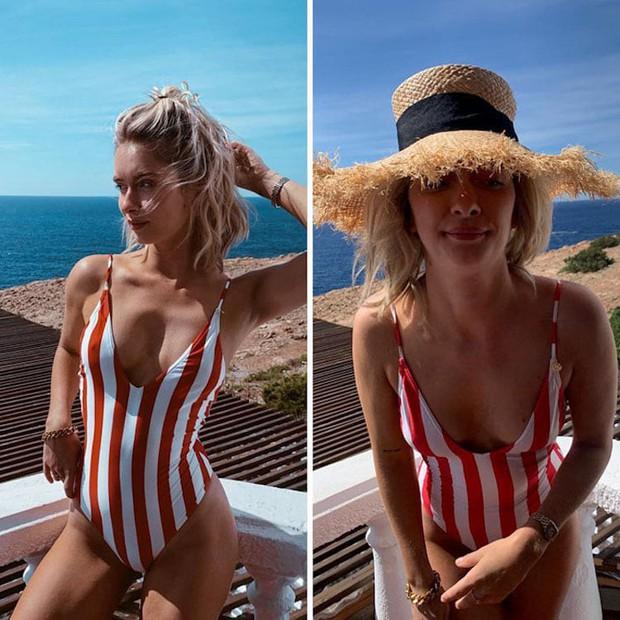 Loạt ảnh bóc trần sự khác biệt giữa Instagram - đời thực của một fashionista cho thấy: lên đồ lồng lộn mà không biết pose thì cũng công cốc - Ảnh 5.