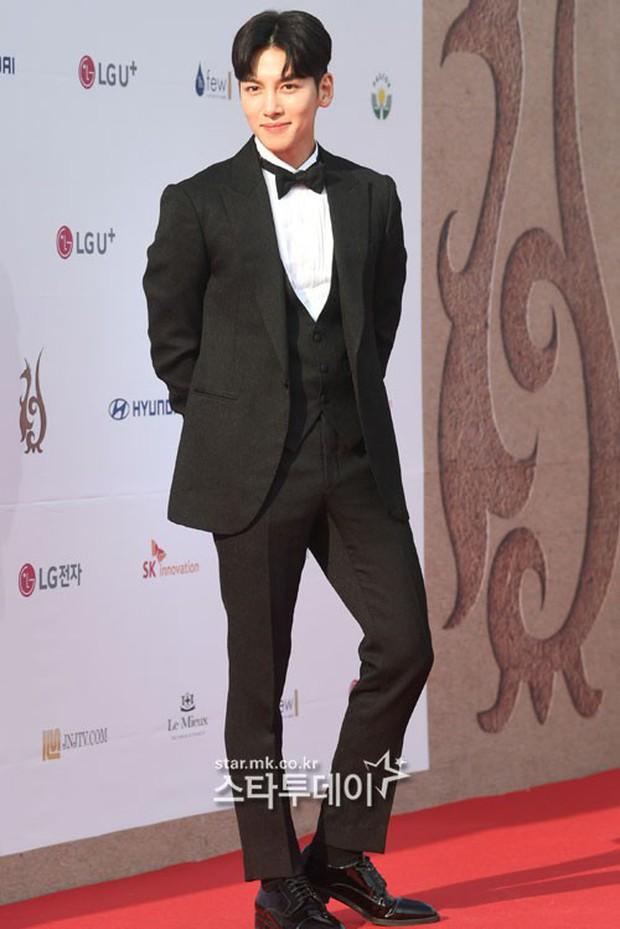 Thảm đỏ Seoul Drama Awards: Trương Ngọc Ánh - Anh Dũng tự tin, Ji Chang Wook quá bảnh, Jang Nara bị dàn mỹ nhân lấn át - Ảnh 15.