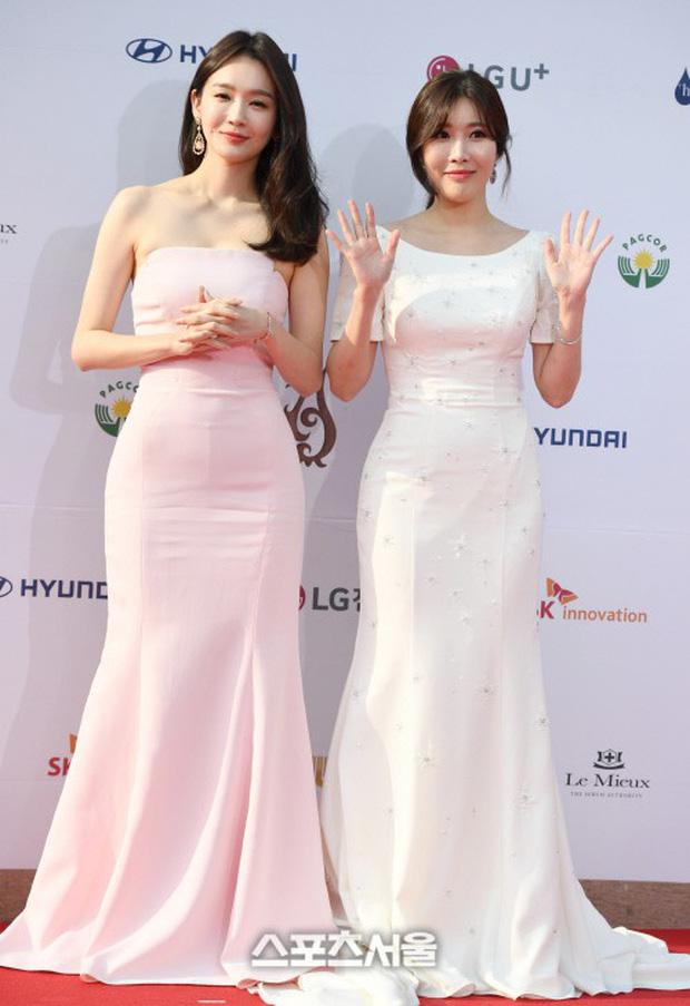 Thảm đỏ Seoul Drama Awards: Trương Ngọc Ánh - Anh Dũng tự tin, Ji Chang Wook quá bảnh, Jang Nara bị dàn mỹ nhân lấn át - Ảnh 11.