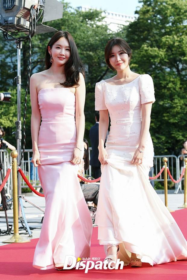 Thảm đỏ Seoul Drama Awards: Trương Ngọc Ánh - Anh Dũng tự tin, Ji Chang Wook quá bảnh, Jang Nara bị dàn mỹ nhân lấn át - Ảnh 10.