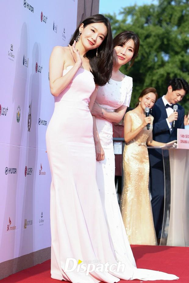 Thảm đỏ Seoul Drama Awards: Trương Ngọc Ánh - Anh Dũng tự tin, Ji Chang Wook quá bảnh, Jang Nara bị dàn mỹ nhân lấn át - Ảnh 12.