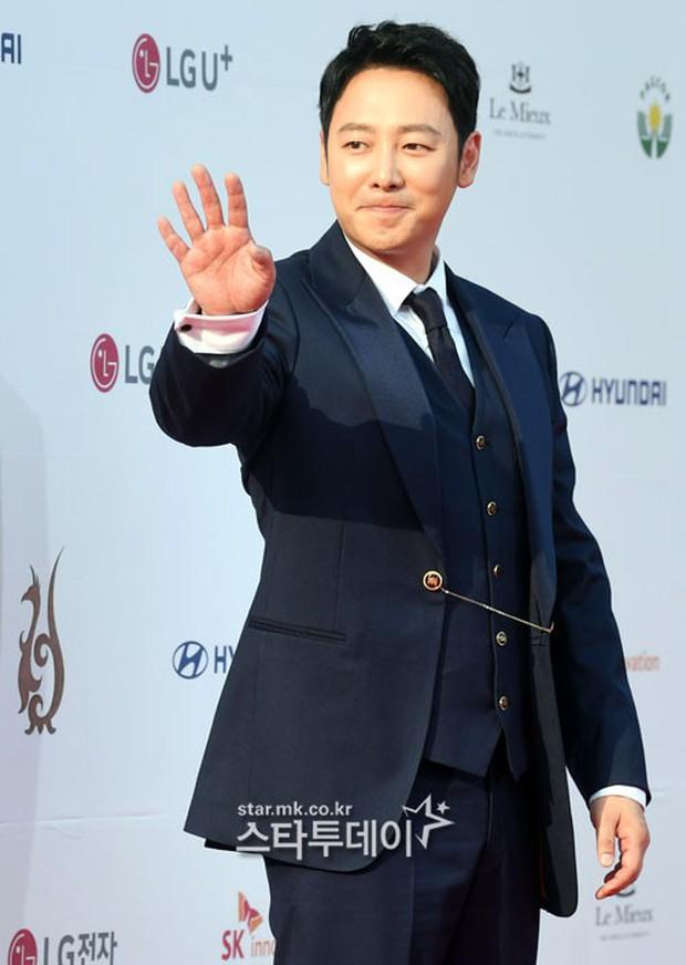 Thảm đỏ Seoul Drama Awards: Trương Ngọc Ánh - Anh Dũng tự tin, Ji Chang Wook quá bảnh, Jang Nara bị dàn mỹ nhân lấn át - Ảnh 26.