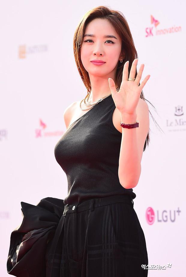 Thảm đỏ Seoul Drama Awards: Trương Ngọc Ánh - Anh Dũng tự tin, Ji Chang Wook quá bảnh, Jang Nara bị dàn mỹ nhân lấn át - Ảnh 9.