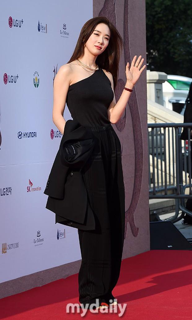 Thảm đỏ Seoul Drama Awards: Trương Ngọc Ánh - Anh Dũng tự tin, Ji Chang Wook quá bảnh, Jang Nara bị dàn mỹ nhân lấn át - Ảnh 7.
