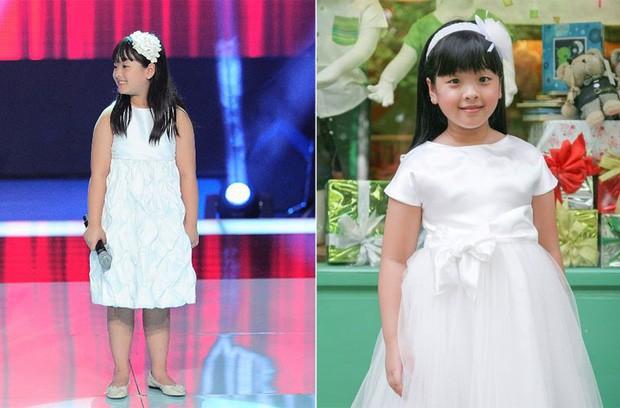 So kè nhan sắc dàn sao nhí đình đám Vbiz: Dậy thì quá xuất sắc, con gái NSƯT Chiều Xuân đặc biệt gây chú ý - Ảnh 9.