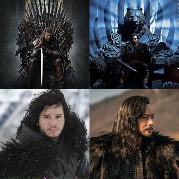 Hết mác Game Of Thrones châu Á, phim của Song Joong Ki chôm đặc sản bay màu của ENDGAME? - Ảnh 1.