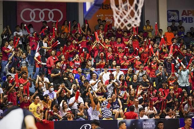 Lần đầu tiên trong lịch sử hình thành đội bóng, Saigon Heat góp mặt tại một vòng đấu chung kết - Ảnh 2.