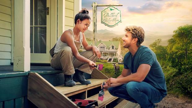 Review Falling Inn Love: Trai đẹp 6 múi cưng muốn xỉu nên cốt truyện nhạt một tí cũng tha thứ hết! - Ảnh 1.