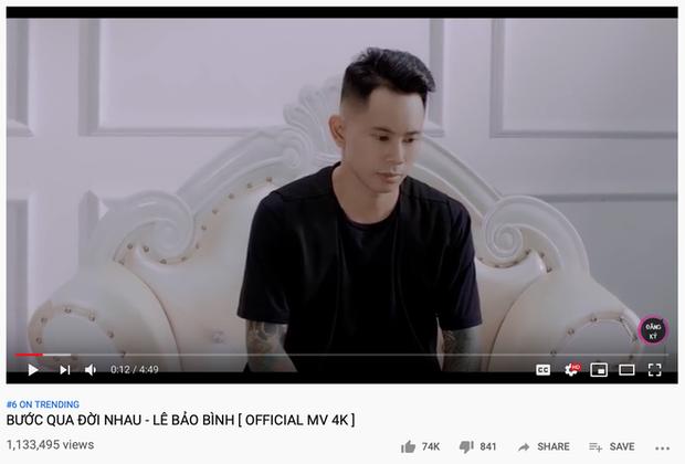 Lê Bảo Bình - nhân vật MV nào cũng triệu đến chục triệu view và đang đua trending với Bích Phương, Ngô Kiến Huy - là ai? - Ảnh 7.