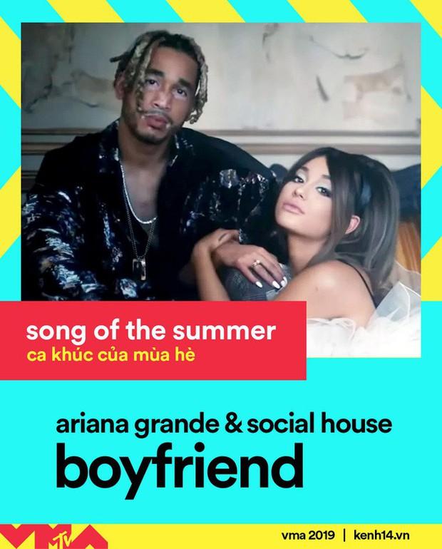 Chẳng ai như Ariana Grande: Lúc tích cực tham dự lễ trao giải thì thua đậm, khi vắng mặt thì chiến thắng ồ ạt về tay - Ảnh 12.
