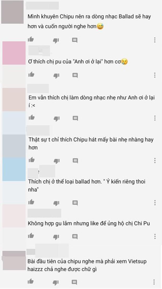 Khán giả tiếp tục chia phe trước MV Em Nói Anh Rồi của Chi Pu: khen ngợi tạo hình, vũ đạo; chê phần rap và muốn Chi Pu hát... ballad nhiều hơn - Ảnh 12.