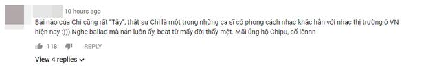 Khán giả tiếp tục chia phe trước MV Em Nói Anh Rồi của Chi Pu: khen ngợi tạo hình, vũ đạo; chê phần rap và muốn Chi Pu hát... ballad nhiều hơn - Ảnh 3.