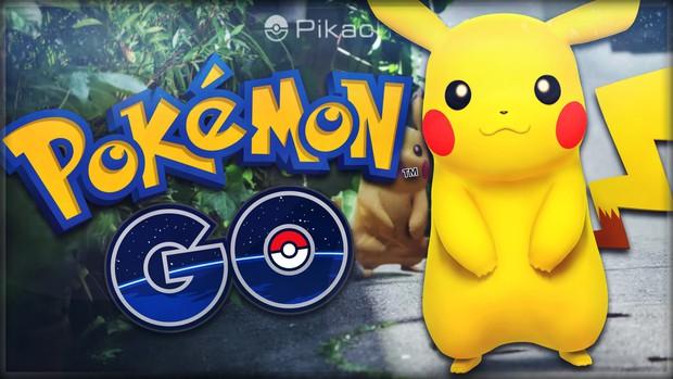 Pokemon Go - Trò chơi làm mưa làm gió trong năm 2016 chính thức đạt mốc 1 tỷ lượt tải xuống - Ảnh 1.