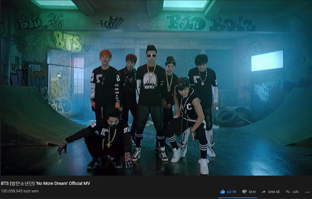 Cùng 1 ngày, BTS đạt đẳng cấp NUEST, Wanna One; j-hope là thành viên thứ 3 sau V, Jimin lập kì tích ở YouTube - Ảnh 1.