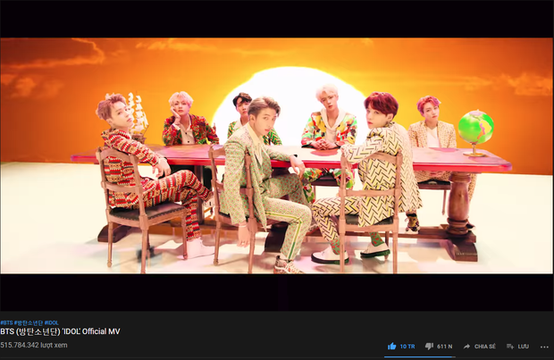 Cùng 1 ngày, BTS đạt đẳng cấp NUEST, Wanna One; j-hope là thành viên thứ 3 sau V, Jimin lập kì tích ở YouTube - Ảnh 5.