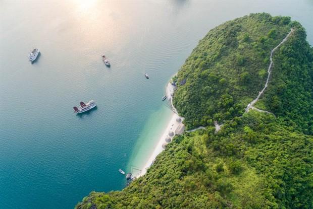 Bãi tắm Soi Sim đẹp nhất nhì Vịnh Hạ Long chính thức tạm dừng hoạt động khiến nhiều du khách tiếc nuối - Ảnh 2.