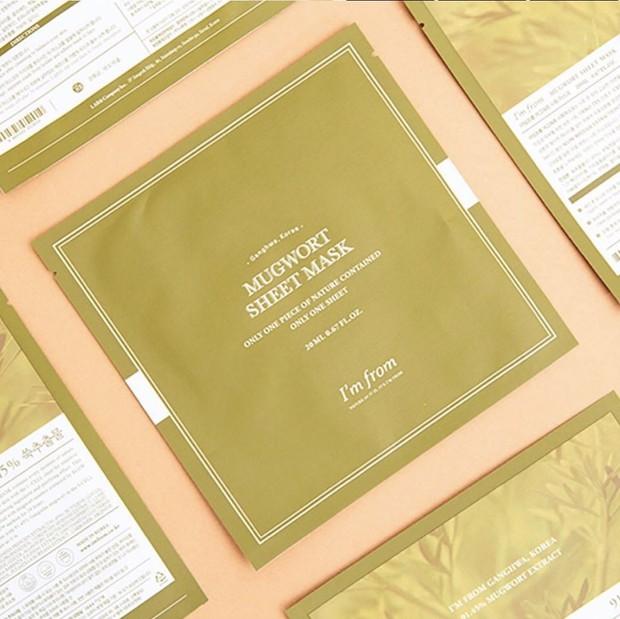 Đừng nhận mình là tín đồ mỹ phẩm Hàn nếu bạn chưa dùng qua 4 mặt nạ giấy hot hit nhất xứ kim chi đợt này - Ảnh 6.