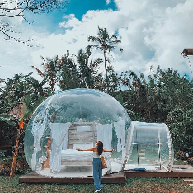 HOT: Đà Lạt lộ diện căn phòng bong bóng y hệt Bali khiến dân mạng người khen kẻ chê, đại diện resort nói gì? - Ảnh 15.