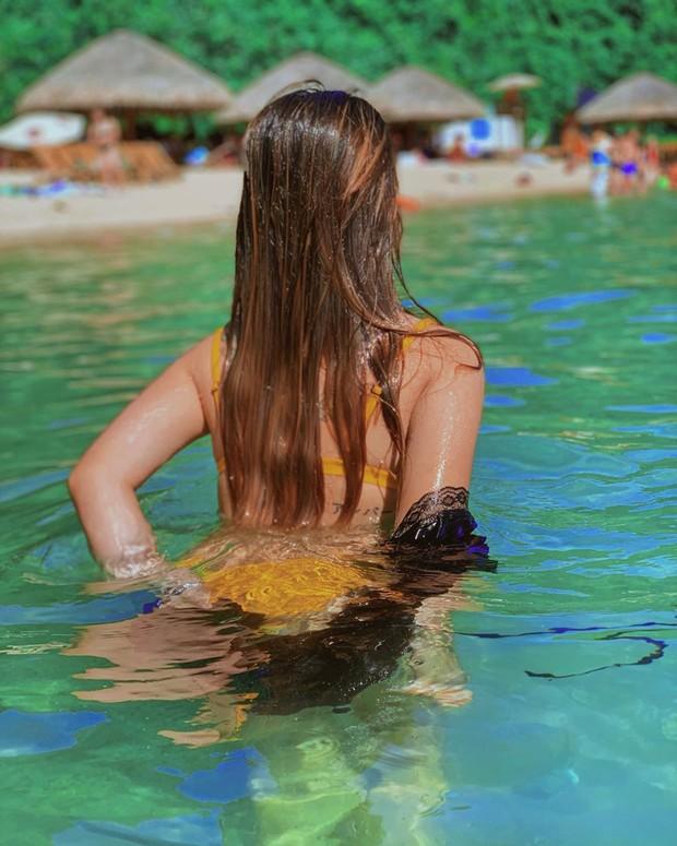 Bãi tắm Soi Sim đẹp nhất nhì Vịnh Hạ Long chính thức tạm dừng hoạt động khiến nhiều du khách tiếc nuối - Ảnh 6.