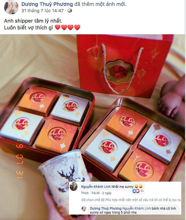 Đi xa về không quên mua bánh ngọt vợ thích, Quế Ngọc Hải được bã xã Thuỳ Phương yêu thương gọi là anh shipper tâm lý nhất - Ảnh 1.
