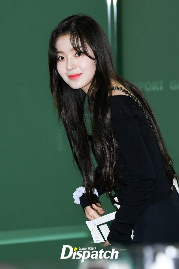 Loạt sao SM đổ bộ sân bay, Taeyeon ăn thịt đường tăng đến đẳng cấp nào mà đọ được với cả nữ thần Irene? - Ảnh 10.