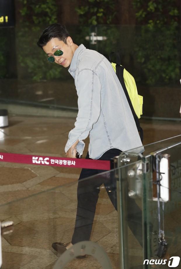 Loạt sao SM đổ bộ sân bay, Taeyeon ăn thịt đường tăng đến đẳng cấp nào mà đọ được với cả nữ thần Irene? - Ảnh 30.
