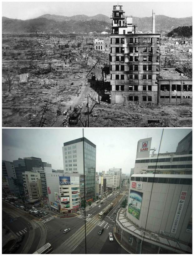 74 năm sau thảm họa bom nguyên tử: Thành phố Hiroshima và Nagasaki hồi sinh mạnh mẽ, người sống sót nhưng tâm tư mãi nằm lại ở quá khứ - Ảnh 7.