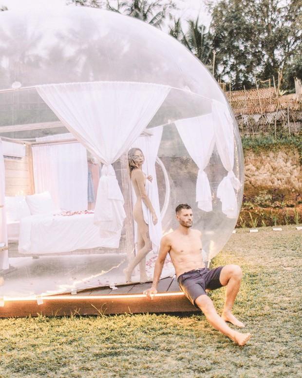 HOT: Đà Lạt lộ diện căn phòng bong bóng y hệt Bali khiến dân mạng người khen kẻ chê, đại diện resort nói gì? - Ảnh 3.