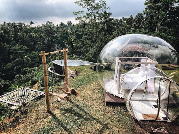 HOT: Đà Lạt lộ diện căn phòng bong bóng y hệt Bali khiến dân mạng người khen kẻ chê, đại diện resort nói gì? - Ảnh 21.