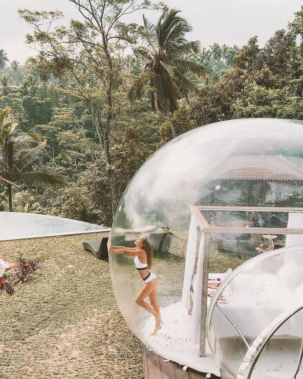 HOT: Đà Lạt lộ diện căn phòng bong bóng y hệt Bali khiến dân mạng người khen kẻ chê, đại diện resort nói gì? - Ảnh 5.