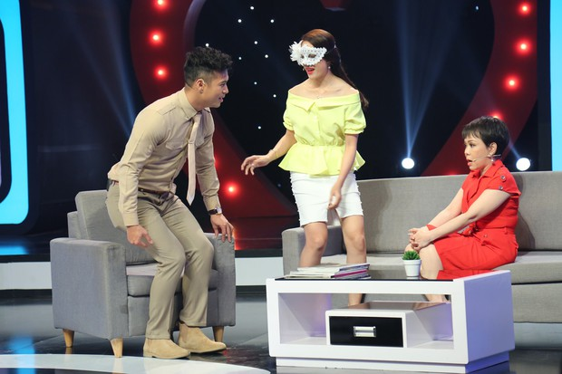 """Trương Thế Vinh nôn cưới vợ khi làm """"ông mai"""" ở show hẹn hò - Ảnh 4."""