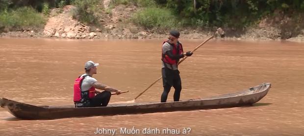 Cuộc đua kỳ thú: 2 chàng Việt kiều cãi vã, đòi đánh nhau ngay trên thuyền - Ảnh 2.