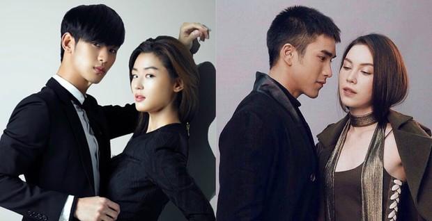 Soi dàn diễn viên Vì Sao Đưa Anh Tới 2 bản Thái - Hàn: Mợ chảnh tiểu tam bản Thái ăn đứt Jeon Ji Hyun ở điểm này - Ảnh 1.