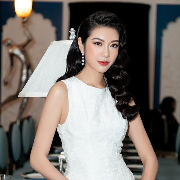 Á hậu 3 Miss International 2015 Thúy Vân gây ngỡ ngàng khi trở lại thi Hoa hậu Hoàn vũ Việt Nam 2019 - Ảnh 5.