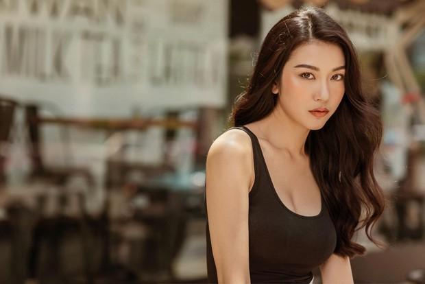 Á hậu 3 Miss International 2015 Thúy Vân gây ngỡ ngàng khi trở lại thi Hoa hậu Hoàn vũ Việt Nam 2019 - Ảnh 2.