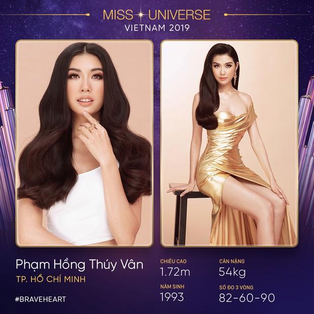 Á hậu 3 Miss International 2015 Thúy Vân gây ngỡ ngàng khi trở lại thi Hoa hậu Hoàn vũ Việt Nam 2019 - Ảnh 1.