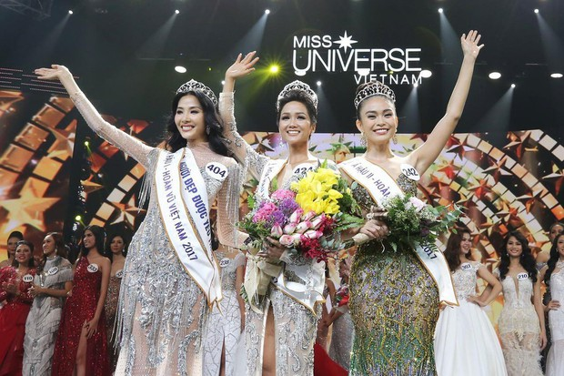 Lại thêm một mùa All Stars hội tụ tại Hoa hậu Hoàn vũ Việt Nam 2019? - Ảnh 1.