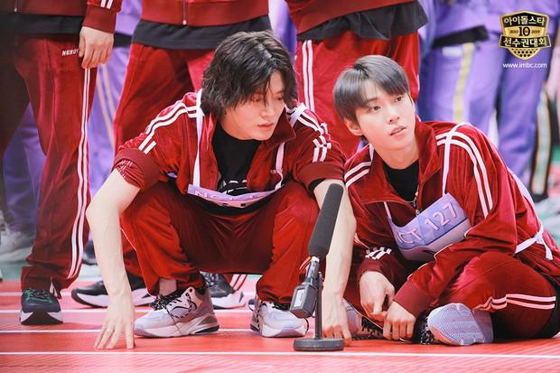 Dàn sao Hàn trong đại hội thể thao Idol: Tzuyu xứng danh nữ thần bắn cung, mỹ nam Stray Kids gây chú ý - Ảnh 19.