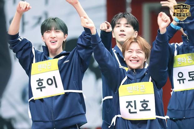 Dàn sao Hàn trong đại hội thể thao Idol: Tzuyu xứng danh nữ thần bắn cung, mỹ nam Stray Kids gây chú ý - Ảnh 21.
